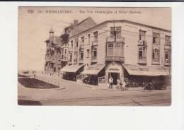 MIDDELKERKE / HOTEL MELROSE / VAN HINSBERGH STRAAT - Middelkerke
