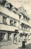 Nov12b 578 : Tréguier  -  Vieilles Maisons - Tréguier