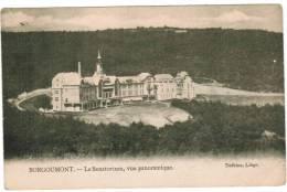 Borgoumont, Le Sanatorium, Vue Panoramique (pk6330) - Stoumont