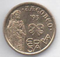 SPAGNA 5 PTAS 1993 - [ 5] 1949-… : Regno