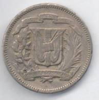 DOMINICANA 5 CENTAVOS 1974 - Dominicana