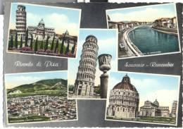 Italie - Italia - Souvenir De Pise - Ricordo Di Pisa - Pisa