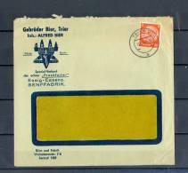 1874 / 1934 ESSIG.ESSENZ TRIER  DEUTFCHES REICH 60  JAHRE 2 ( -6 . 12 . 40. 22 A ) SENFFABRIK. - Germany