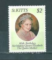 St Kitts: 433 ** - St.Kitts-et-Nevis ( 1983-...)