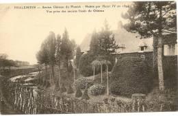 59/ PHALEMPIN -ancien Chateau Du Plouick - Habité Par Henri IV En 1594 - Vue Prise Des Anciens Fossés Du Chateau - Frankreich