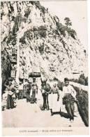 Capri, Costumi, Scala Antica Per Dinacapri (pk6366) - Italia