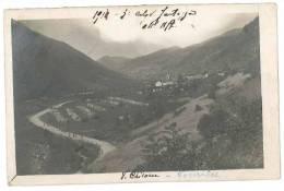 4343 VENETO VAL CHISONE ACCAMPAMENTO MILITARE 1911 VIAGGIATA - Italia