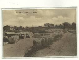 HERME N 1310 LA SABLIERE  BEAU CLICHE - Autres Communes