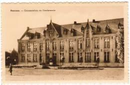 Beernem, Gemeentehuis En Gendarmerie (pk6372)