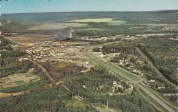 Scenic View, Chetwynd, B.C.,  Canada,  40-60s - Colombie Britannique