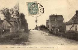 76 Derchigny Graincourt ,circuit De La Seine Inferieure - Yvetot