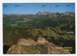 SWITZERLAND - AK138643 Grosser Mythen 1899 M - SZ Schwyz