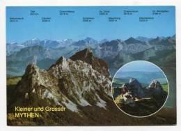 SWITZERLAND - AK138645 Kleiner Und Grosser Mythen - SZ Schwyz
