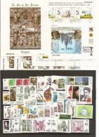 1998-AÑO COMPLETO-NUEVO- CON MINIPLIEGOS CABALLOS Y CORRESP. EPISTOLAR- SIN PRODUCTO ESPECIAL-VER FOTO - Ganze Jahrgänge
