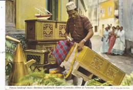 ZANZIBAR - COMMODES CELEBRES - Cartes Postales