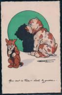 Chiens Par Klein, Litho (702) - Otros Ilustradores