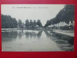 41 LAMOTTE BEUVRON  BASSIN DU CANAL    Edit  POYET - Lamotte Beuvron