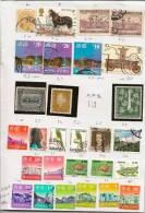 GERMANY HONG KONG M+U Priced At 33.10 Euro ZZ5-8 - Stamps