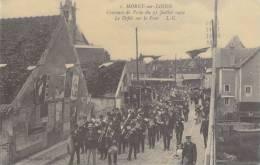 Dép. 77 - MORET-sur-LOING. - Concours De Pêche Du 21 Juillet 1912. L.C. N° I. Reproduction CECODI. 1986. - Moret Sur Loing