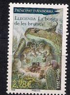 2012 Andorra Fr. Mi. 739  **MNH - Französisch Andorra