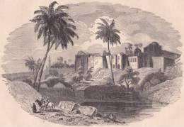 PALESTINE. Gaza. 1892 - Vieux Papiers