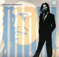 * LP *  MAXI PRIEST - MAXI (Germany 1987 EX-!!!) - Reggae