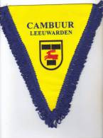 SC CAMBUUR LEEUWARDEN 1964 (FOOTBALL CLUB) HOLLAND NETHERLANDS - Habillement, Souvenirs & Autres