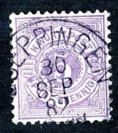 GS-644)  WURTTEMBERG  1882  Mi.#45b  / Sc.# 58 Used - Wuerttemberg