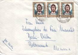 Spanien / Spain - Umschlag Echt Gelaufen / Cover Used (l 662) - 1961-70 Cartas