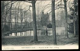 78 AUFFARGIS / Propriété De Mme Yver, L'Etang / - Auffargis
