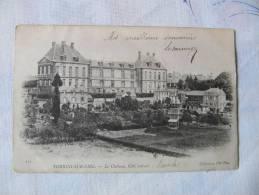 YZ1  TORIGNI SUR VIRE  Le Chateau Cote Sud Est - France