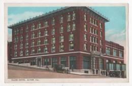 ETATS-UNIS - ILLINI HOTEL - ALTON, ILL. - Etats-Unis