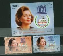 EGYPT S/S  BLOOCKS > 2003 >   Education For All UN UNESCO - Egypte