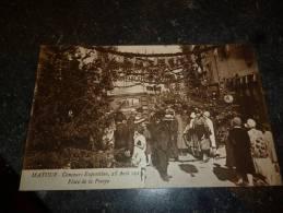 Matour Concours Exposition 28 Aout 1927 Place De La Pompe - France