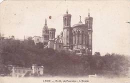 France Lyon Notre Dame de Fourviere L'Abside 1930