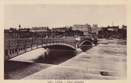 France Lyon Pont Lafayette Photo