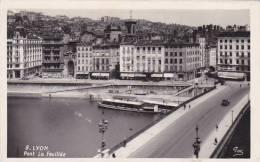 France Lyon Pont La Feuille Photo