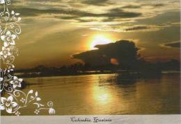 Lote PEP398, Colombia, Postal, Postcard, Pre Franqueada, Guainia - Colombie