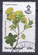 Swaziland, Scott # 656 Used Tree, 1996 - Swaziland (1968-...)