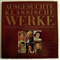 3 LP Vinyl Box  -  Ausgesuchte Klassische Werke - Hermann Prey - Fritz Wunderlich - Anneliese Rothenberger - Vinyl-Schallplatten
