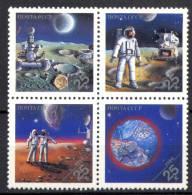 Russia 1989 Unif. 5697/700 **/MNH VF - Nuovi