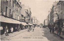 Cherbourg - La Rue Gambetta [474] - Cherbourg