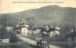 73 - NOVALAISE - Savoie - Bord Du Lac D'Aiguebelette - Vue Générale - Autres Communes