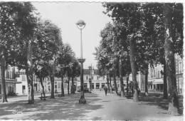 03 MONTLUCON, Avenue Max Dormoy, La Gare, Dentelée - Montlucon
