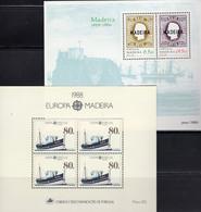 Mittel-/Süd-Europa 2012/2013 Michel Katalog Neu 116€ Band 1+3 A CH CSR HU Liechtenstein Slowakei UN I YU Malta SLO AL SM - Italie