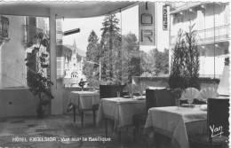 65 LOURDES, Hotel Excelsior, Salle à Manger, Dentelée - Lourdes