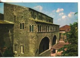 Anagni-palazzo BonifacioVIII - Italia