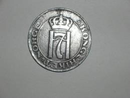 Noruega 5 Ore 1919 Hierro  (4515) - Norvège