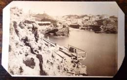 PHOTO CDV XIXeme : BIARRITZ 64 PYRENEES - Places