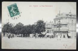 65-091 - HAUTES PYRENEES - TARBES - La Place Maubourguet - Tarbes
